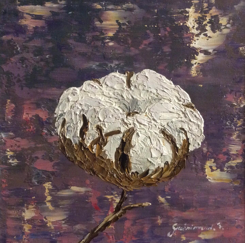 Etienne Guérinaud - Fleur de coton (4)