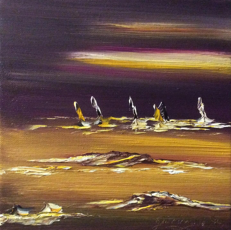 Etienne Guérinaud - Crépuscule pour le monde marin