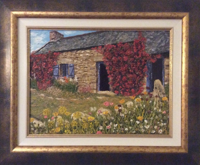 Etienne Guérinaud - Maison bretonne