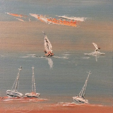 Les 3 bateaux au repos