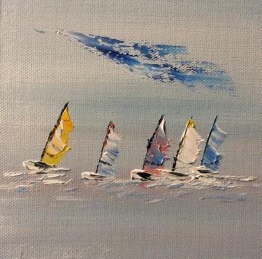 Les 5 surfeurs