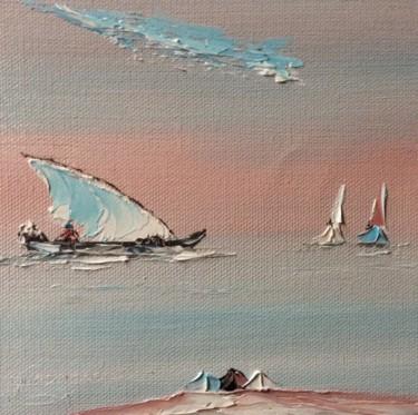 La pêche à bord du voilier