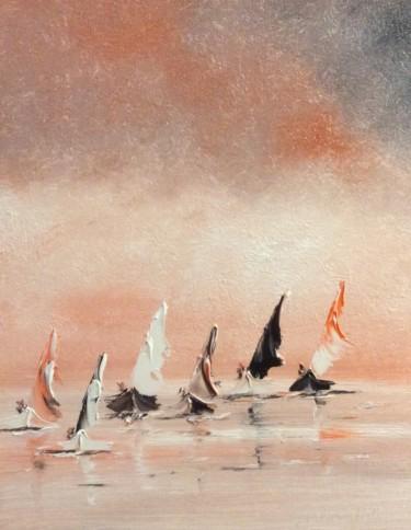 les 6 voiliers