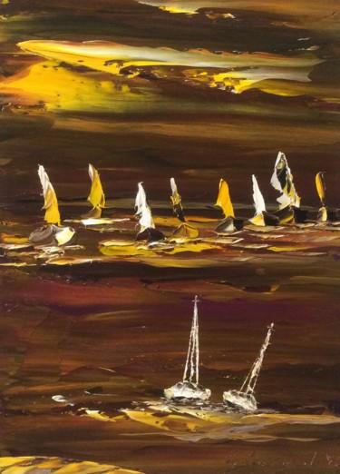 Paysage marin au couleurs de la vie